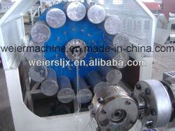 Tuyau en PVC souple renforcé de fibre de ligne de production flexible Jardin Making Machine SJ65