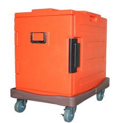 صندوق غداء عازل للحفاظ على الحرارة من الفولاذ المقاوم للصدأ