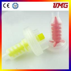 1:1 dinamico mescolantesi dentale usato &10 di punta: Punte mescolantesi a gettare dentali 1
