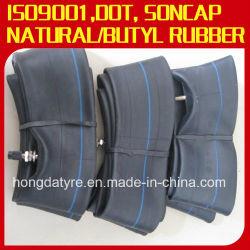 Super calidad Tubo interior de la Motocicleta de caucho butílico 3.00-18 3.25/3.50/4.10-18