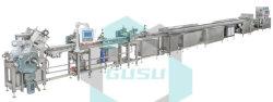 Edelstahl-Qualitäts-Cer-Imbiss-Nahrung, die Maschine herstellt