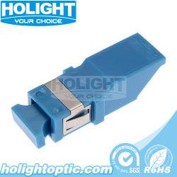 Sc à fibre optique SC Adaptateur d'obturation sans bride