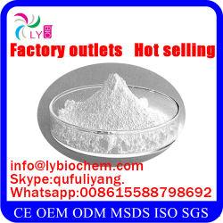 Cosmetic/Food/qualidade farmacêutica ácido hialurônico sal de sódio