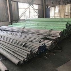 Tôles laminées à froid tuyaux sans soudure en acier inoxydable 304/201/316/321 avec Stock prix d'usine DN250