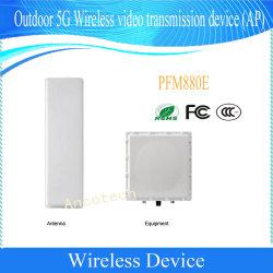 Dahua 3km (AP) Piscina 5g sem fio do dispositivo de Transmissão de Vídeo (PFM880E)
