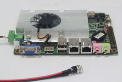 3.5 Inch IPC Motherboard Onboard I3/I5/I7 CPU Integrated Dual LAN, Support HDMI+Lvds+VGA