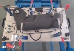 Fabriqué en Chine Vérifier le montage contrôle de dispositif d'Pièces en plastique du véhicule