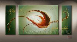 Handgemaltes abstraktes Ölgemälde (XD3-034)