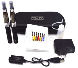 Эго CE5 Комплект 2 Электронные сигареты Комплекты CE5 подъемом 650 Мач 900Ма 1100Мач 2 E сигарет в молнию кейс для переноски CE5 комплекты