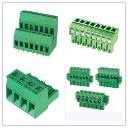 PCB van uitstekende kwaliteit Terminal Block 3.5 /3.81mm 5.0/5.08mm Pitch