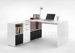 Горячая продажа современный технический сотрудник письменный стол с боковой шкаф (SZ-MOD175)