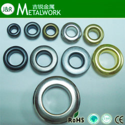 Garment와 Bags를 위한 높은 Quality Metal Mesh Eyelets