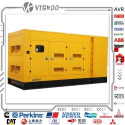 Gruppo elettrogeno diesel Super Silent per la generazione di potenza con generazione di energia Gruppo elettrogeno motore