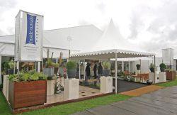 Selbst- Clean und Weather Resistance PVC Tarpaulin Make Marquee Tent