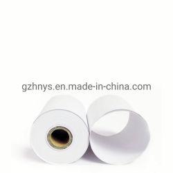Bond Les fabricants de papier bond de la marque de rouleau de papier personnalisé 1 ply 76X76