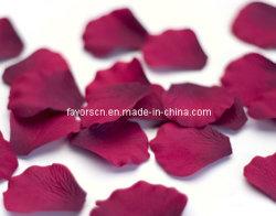 La soie de pétales de rose pour mariage