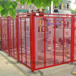Venta directa de fábrica de cerco de aislamiento de fibra de vidrio de FRP