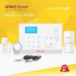 GSM+PSTN verdoppeln Netz-Warnungssystem mit Kontakt Identifikation Yl-007m2-1