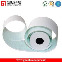 Z- dobrar o papel de ECG (90mmx90mm, 200 folhas por caixa)