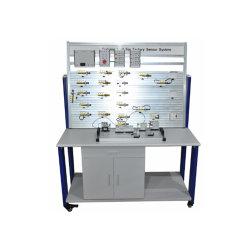 Capteur de type Trainer (Banc) Équipement de laboratoire pour l'Université d'équipement de l'éducation de processus