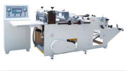 Bopp PET PVC 수축 슬리브 라벨 절단 기계