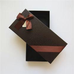 Mode cravate élégante Écharpe/Emballage/Tie Papier de cadeau boîtes/boîte de lier le commerce de gros