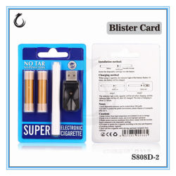 Elektrischer Zigarette USB, Sigaretta Elettronica (S808D-2)