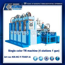 Пвх и Tr одного единственного зерноочистки цвета ЭБУ системы впрыска машины литьевого формования