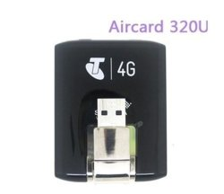 Déverrouillé Aircard 320u 4G 100Mbps Modem USB sans fil