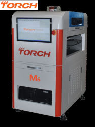 6 cabezales SMT Visual coger y colocar la máquina M6 (linterna)