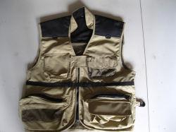 Het promotie Katoenen van de Gift Vest van de Overjas