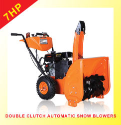 """24"""" CE a approuvé l'essence 7HP souffleuse à neige/ Souffleuse à neige"""