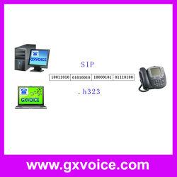 SIP. H323 VoIP Telefon-Aufnahme-System