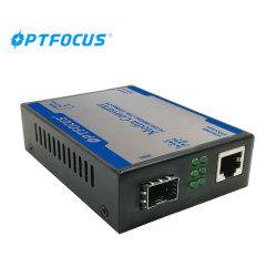 10/100/1000Base-T разъема RJ45 1000м волокна (SFP) без модуля SFP внешней мыши PS