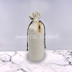 Ткань кулиской Goody Bag хлопок для бутылки вина