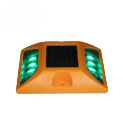 Эбу АБС Cat Eye тротуар маркер отражатели пластиковые светоотражающие солнечной системы обеспечения безопасности дорожного движения шпилька дорожного движения
