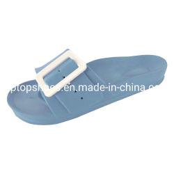 EVA sandale avec boucle Fashion Frindly semelle extérieure de l'eau Poids léger Les chaussures de plage