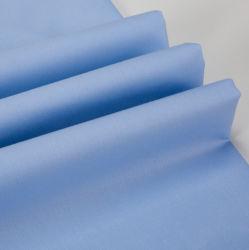 China personalizado textil impreso y teñido de 60% algodón 40% Poliéster TEJIDO tejido camisa normal 45*45/133*72 110gsm