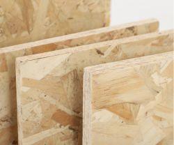 OSB personalizados de alta qualidade Oriented Strand Boards Placa OSB impermeável para construção