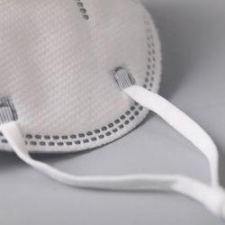 Beweis-Wegwerf8210 N95 Gesichtsmaske des Wasser-KN95 weißer faltbarer Anti-Staub