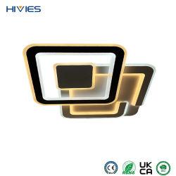 Hivies 150W لوحة LED السقف مصباح المصنع الصين SMD2835 ضوء مصدر الدفعة السعر قم بتركيب ضوء السقف الخفيف للفندق