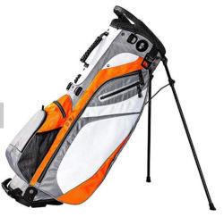 2020 La nueva bolsa de golf de soporte personalizado con bastidor ligero de mango