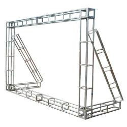 Systeem van de Bundel van de Achtergrond van het aluminium het Globale voor de LEIDENE Bundel van de Vertoning