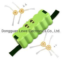بطارية ليثيوم أيون بديلة لتفريغ iRobot Roomba 500 14.4 فولت 5200 مللي أمبير/ساعة حزمة بطارية أنظف