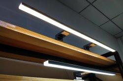 طويلة حمام إضاءة كروم ألومنيوم مسيكة [لد] غرفة حمّام مرآة ضوء لأنّ [بثرووم كبينت] أثاث لازم مع [س] [روهس] [إيب44]