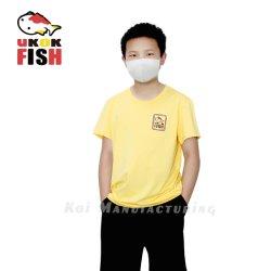 Les enfants hygroscopique Quick Dry T-Shirt Sweat-Wicking Haut efficace de protéger les enfants à partir d'attraper froid