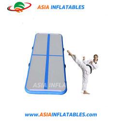 Ejercicio de la vía de aire inflables gimnasia Tumbling Mat bomba para el Taekwondo