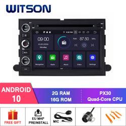 Witson Android 10 Alquiler de DVD reproductor de vídeo para Ford Explorer Freestyle la radio del vehículo multimedia GPS