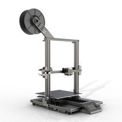 Belle et imprimante multifonction numérique en 3D de taille petite construction d'imprimante 3D pour l'éducation de la machine