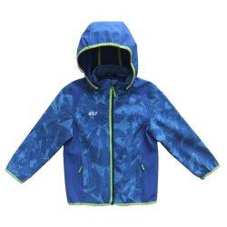 Usura esterna di inverno dei vestiti del cappotto molle delle coperture dei capretti